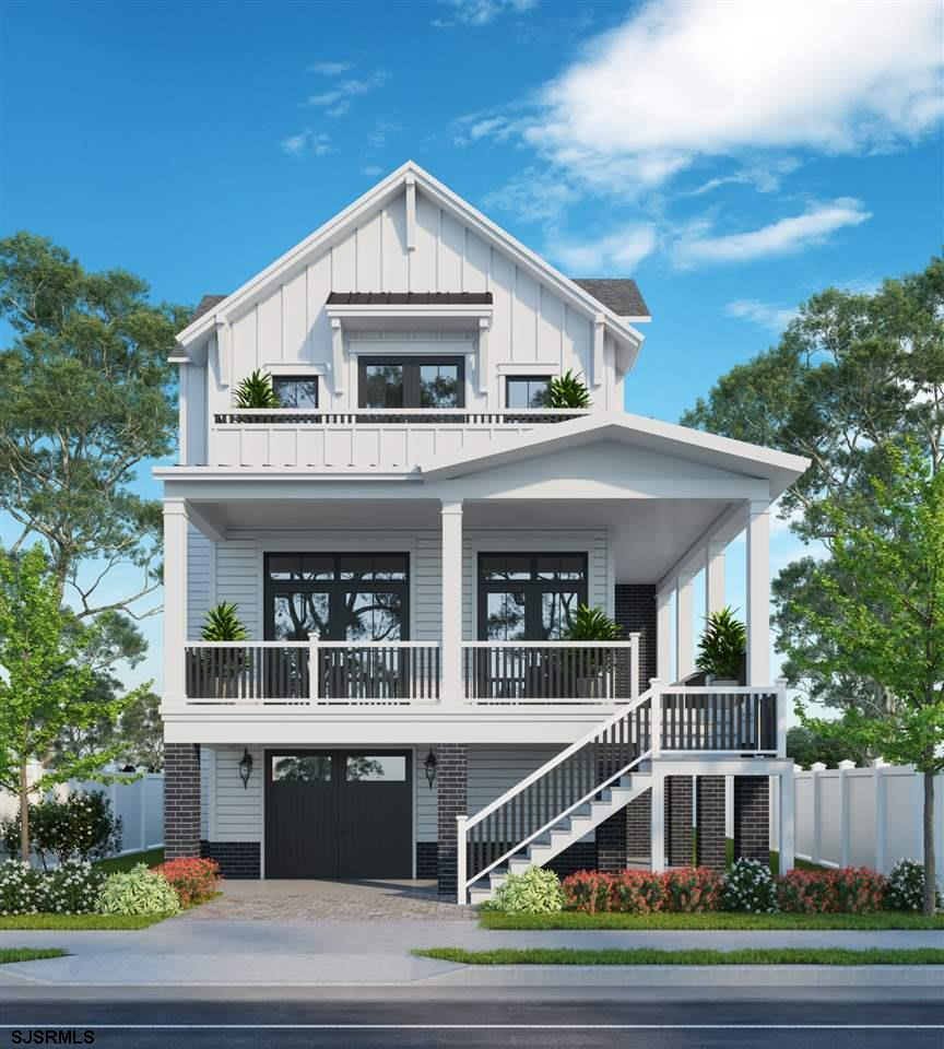 Luxury New Construction situated on one of the largest lots in Margate's desirable Down Beach sectio
