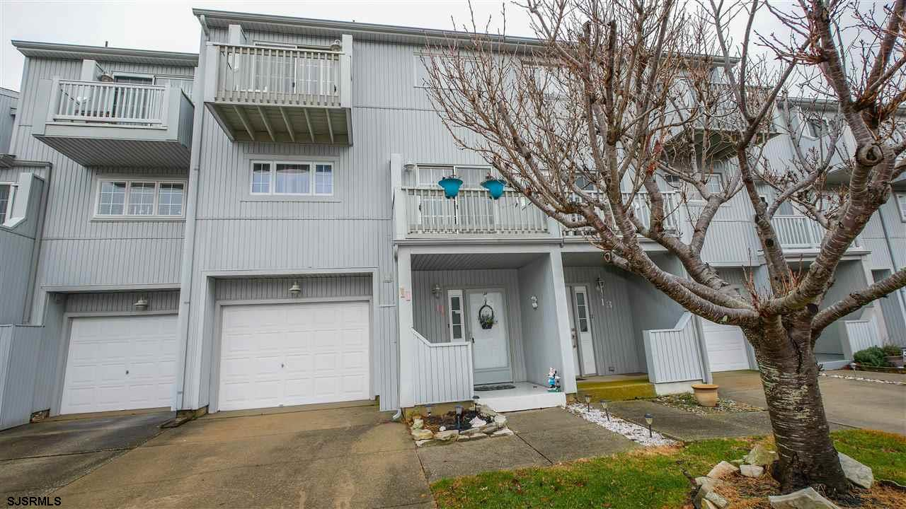 Welcome to 11 Sailfish Drive in beautiful Brigantine, NJ. This Town-home has no shortage of space or