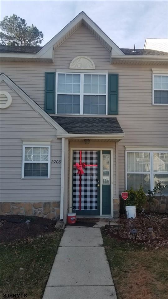 Just what you have been waiting for!!! A lovely 3 bedroon 2.5 bath Brigantine Model  townhome in Tim