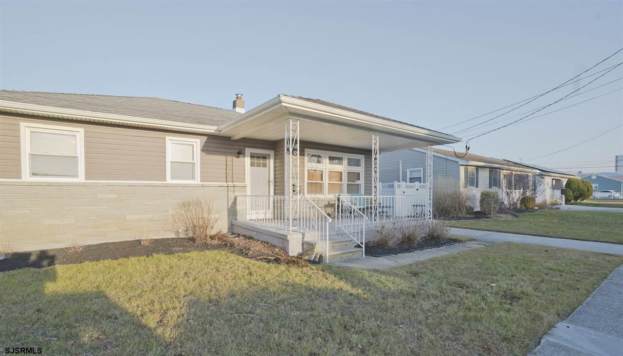 Shore living at its finest! Perfect cottage at the beach offering 3 spacious bedrooms w/ recently up