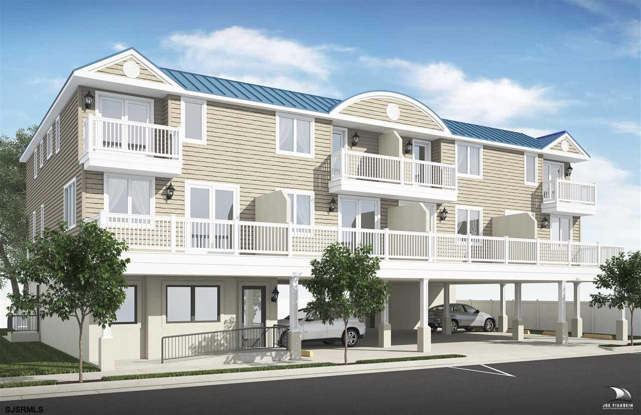 LUXURY NEW CONSTRUCTION featuring SouthSide location in Margate's desirable Downbeach section. Ext f