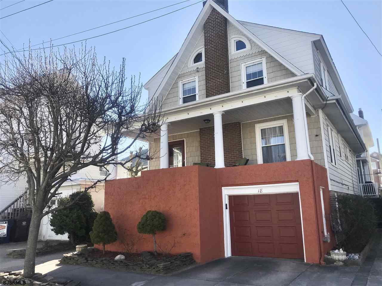 18 S Swarthmore Ave, Ventnor, NJ, 08406