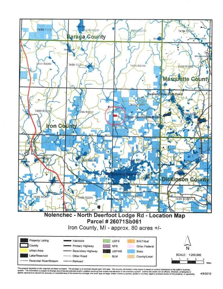 Iron County, Missouri: Maps and Gazetteers |Irion County Plat Map