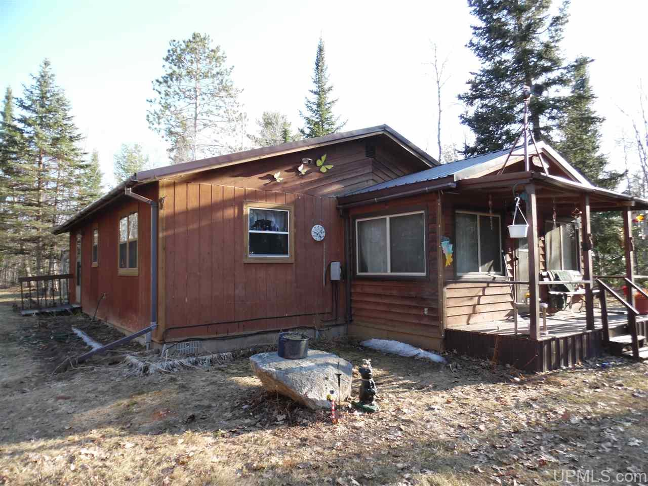 W7469 Thompson West Rd, Pembine, WI 54156