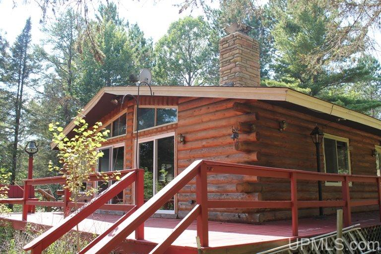 575 Cabin (1) Forest Rd 3940, Iron River, MI 49935