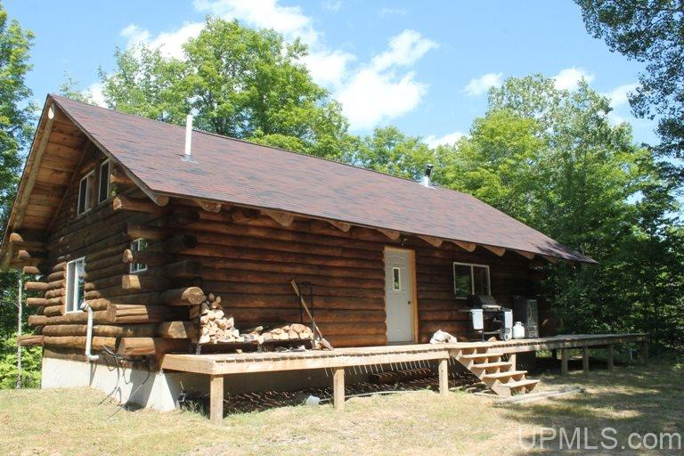575 Cabin (2) Forest Rd 3940, Iron River, MI 49935