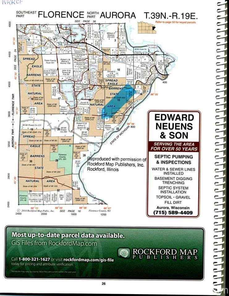 TBD Menominee River Rd, Florence, WI 54121