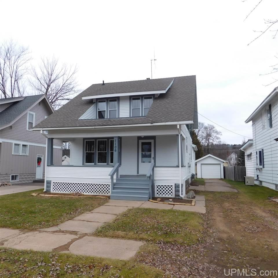 1106 W A St, Iron Mountain, MI 49801