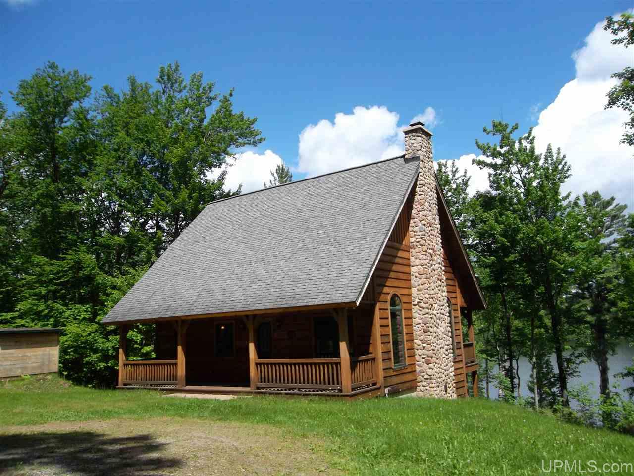 346 Red Rd, Michigamme, MI 49861