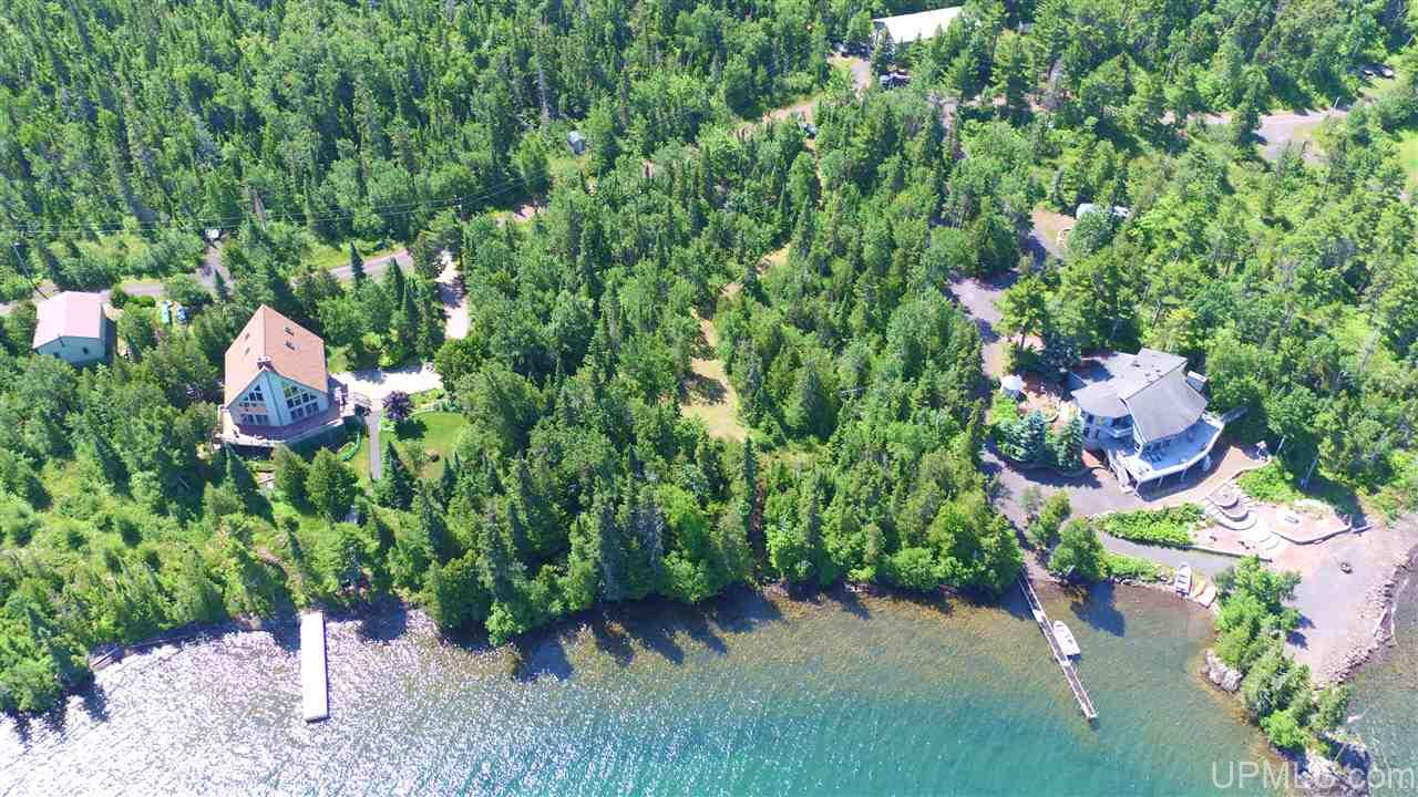 9419 Goodell Rd, Eagle Harbor, MI 49950