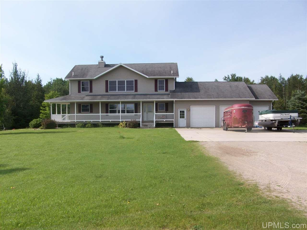 3131 18TH Rd, Escanaba, MI 49829