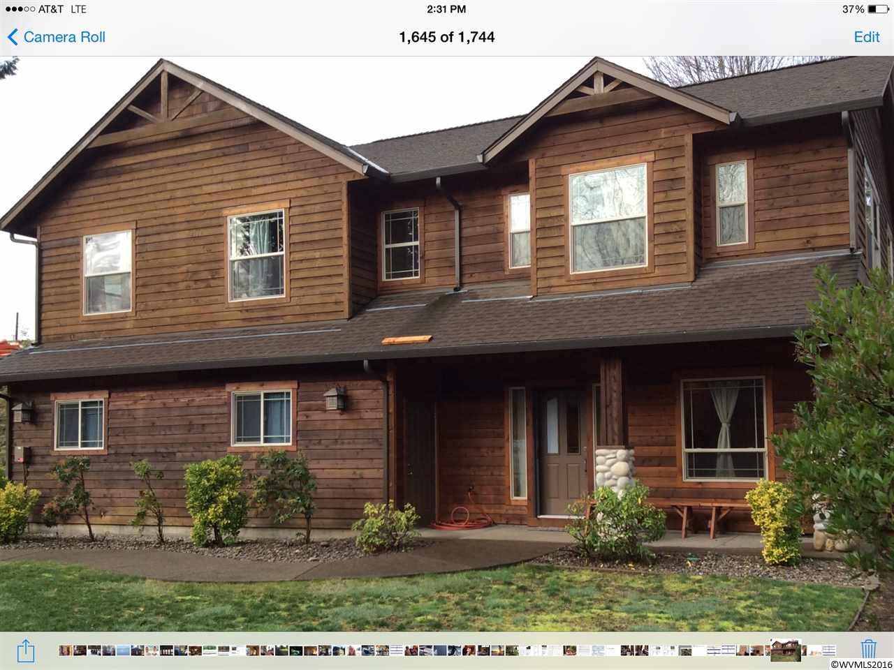 210 SE Whitten Mill City, OR 97360