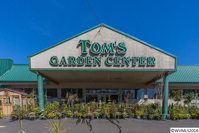 350  Hickory Tom's Garden Center Albany, OR 97321