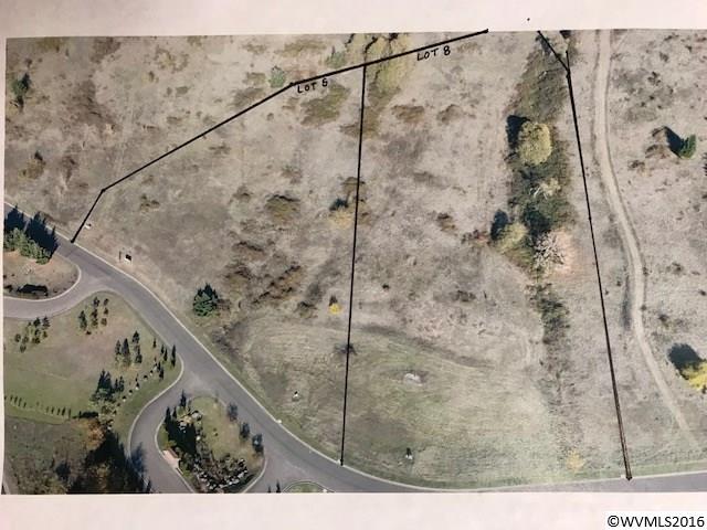 Hawk Hill (lot #8) Rd, Philomath, OR 97370