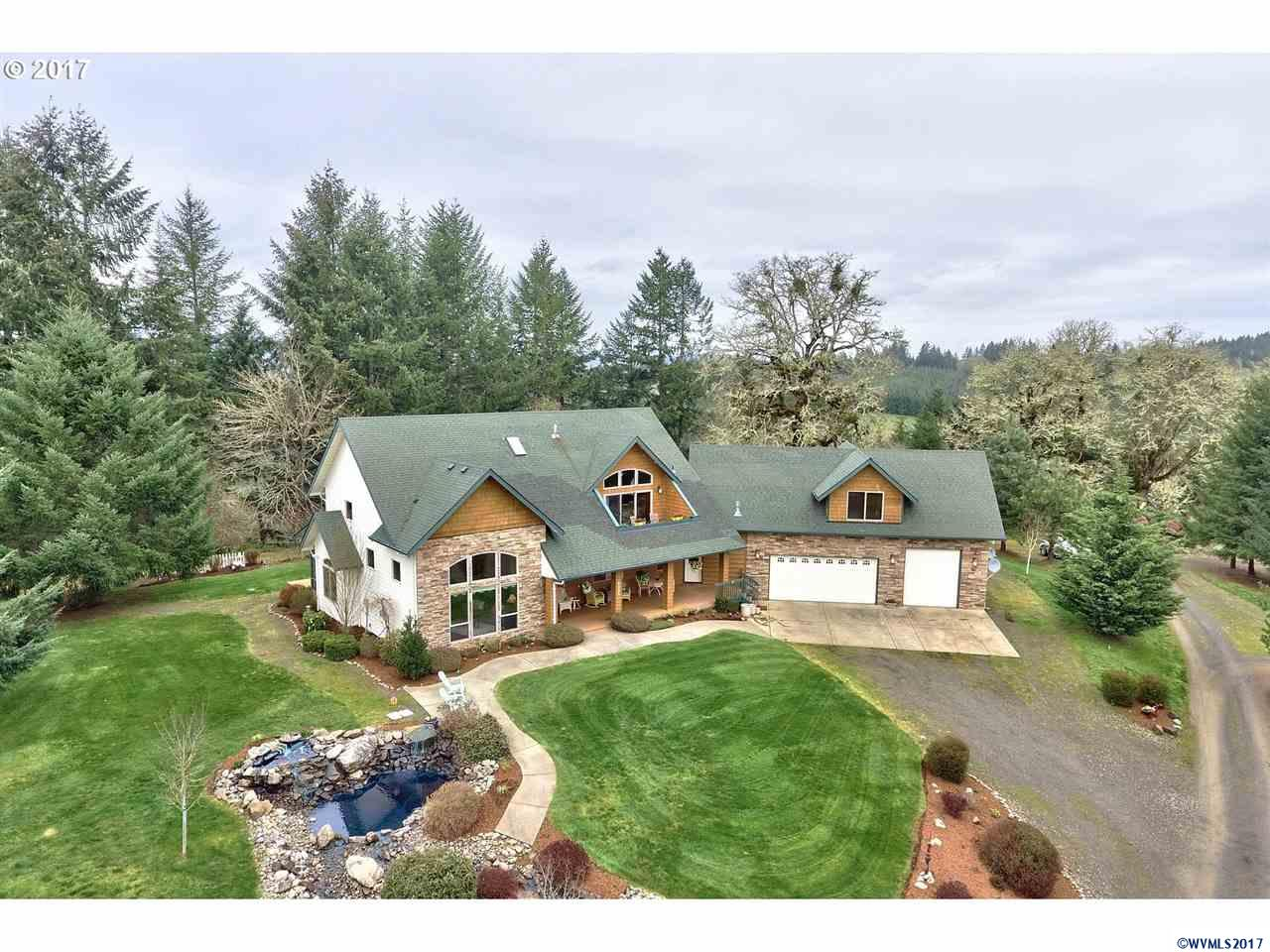 6025 Fern Hill Rd, Monmouth, OR 97361