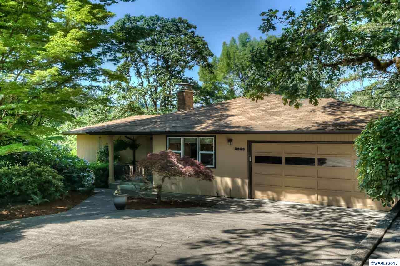 3363 NW Crest Dr, Corvallis, OR 97330