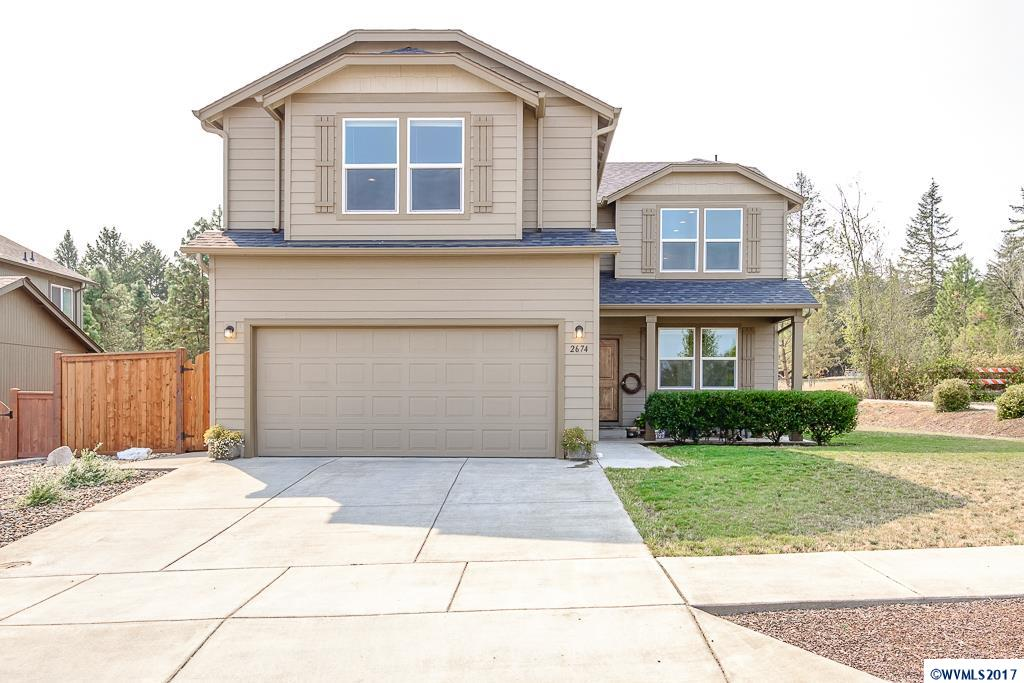 2674 Kingston Wy, Albany, OR 97321