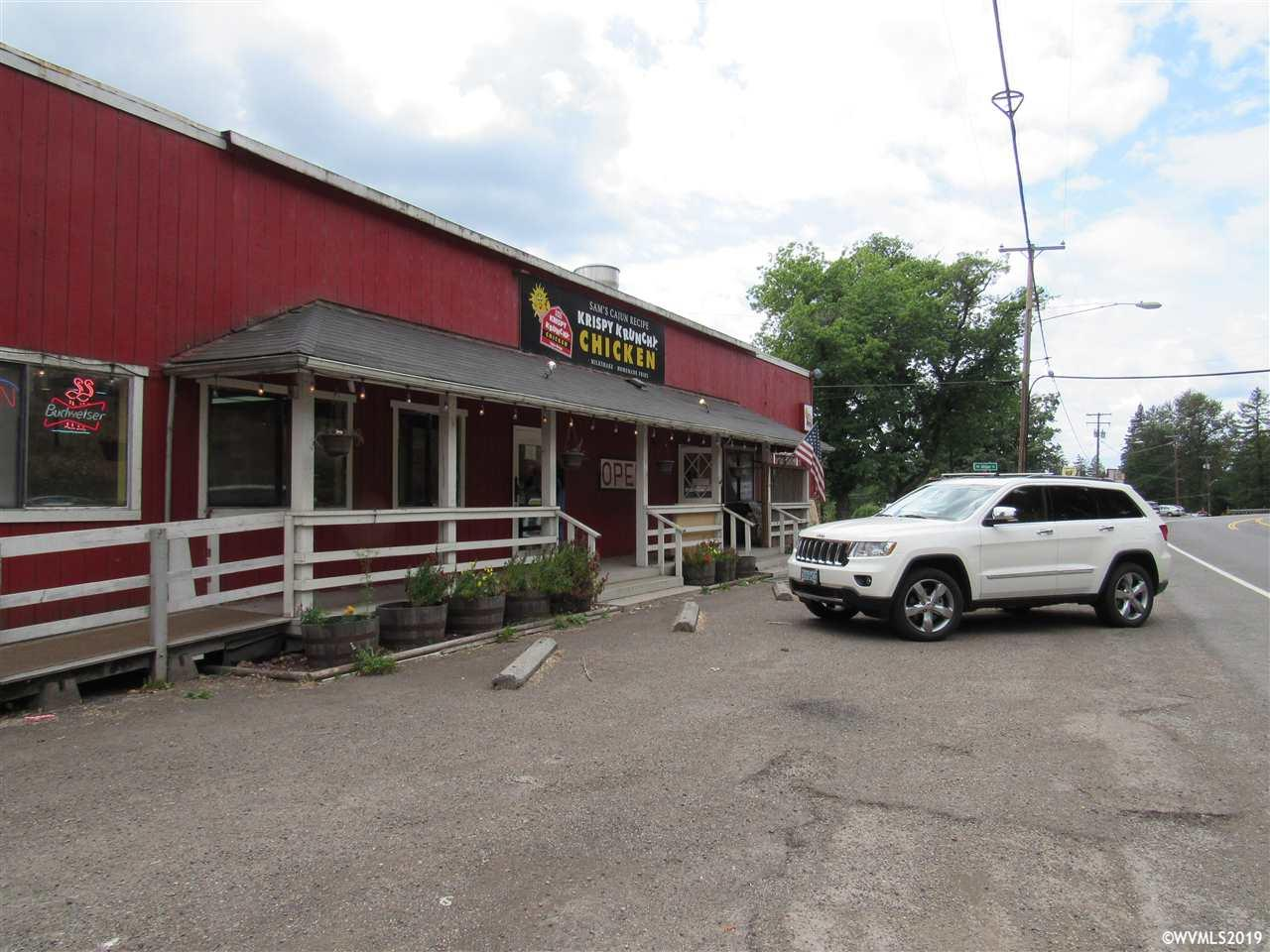 218 NE Santiam Bl, Mill City, Oregon 97360, ,Business Opportunity,For sale,218 NE Santiam Bl,754787