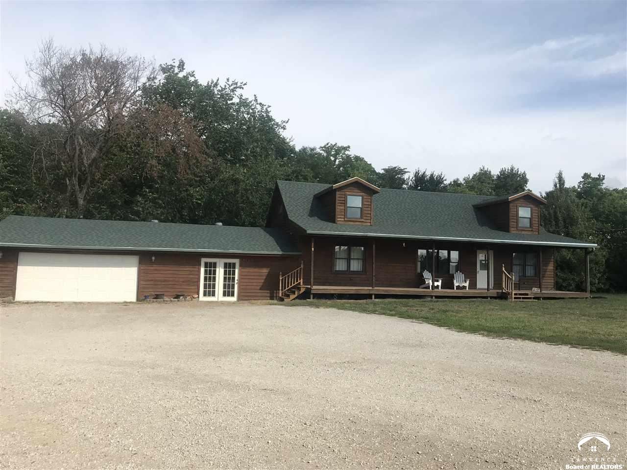 Horse Properties In Lawrence Kansas Area With 5 Acres Or More
