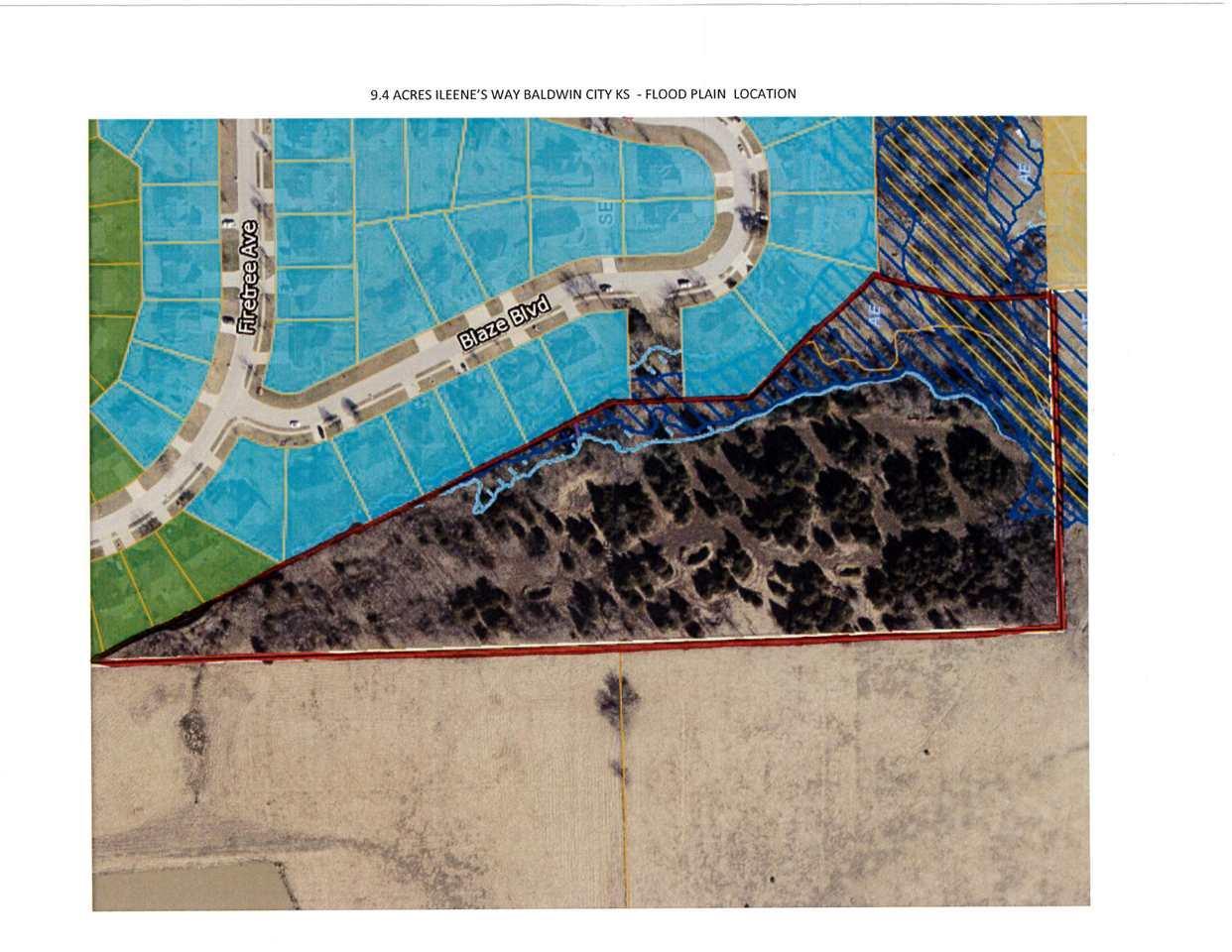 Photo of 9.41 Acres Ileene's Way Baldwin City KS 66006