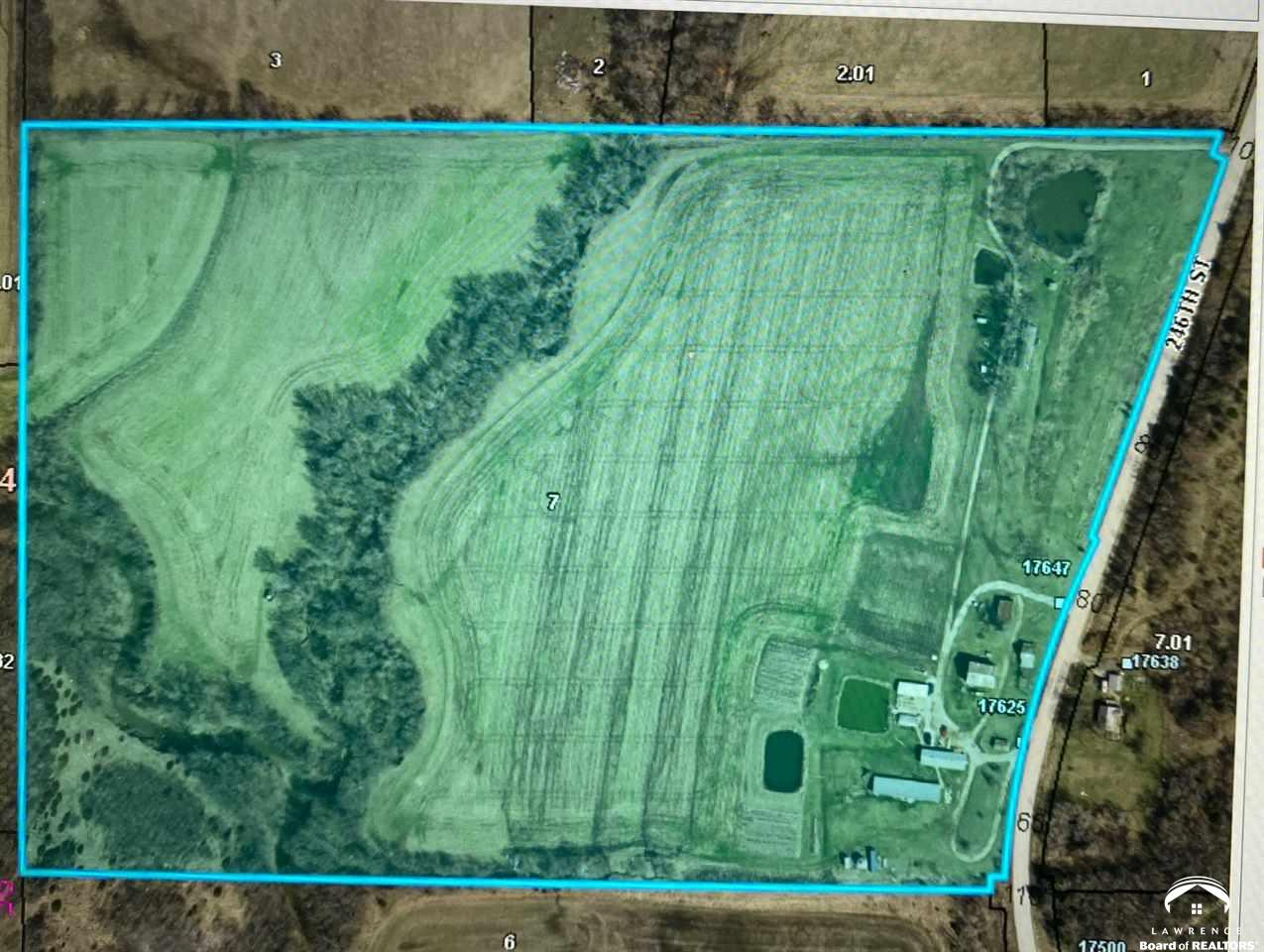 17647 246th, Tonganoxie, Kansas 66086, ,Land,For Sale,246th,152966