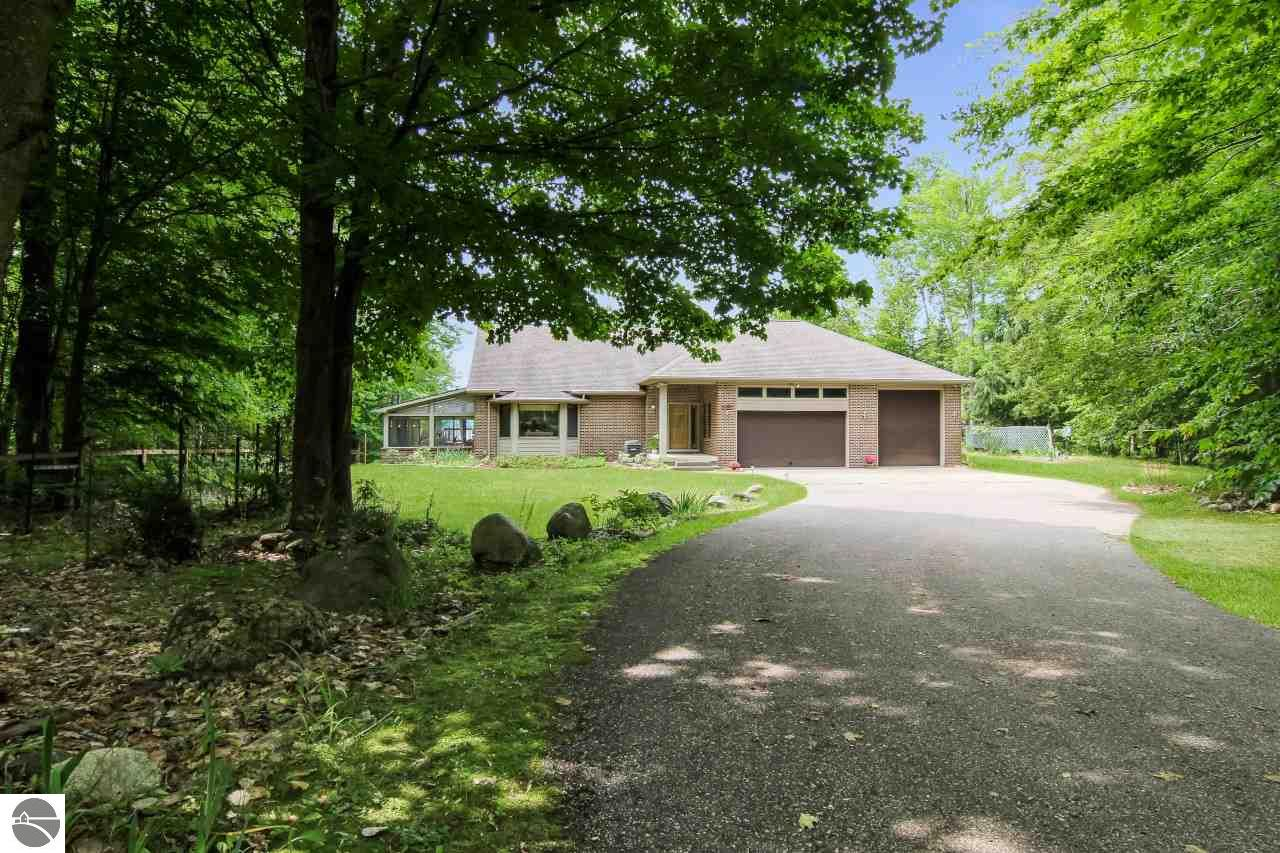 Property for sale at 253 N East Torch Lake Drive, Central Lake,  MI 49622