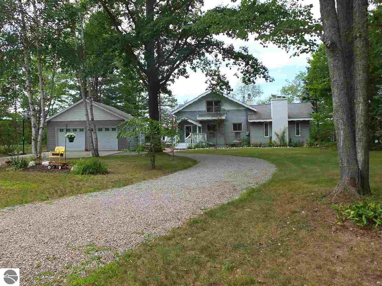 6216 Little Twin Lake Road, Mancelona, MI 49659
