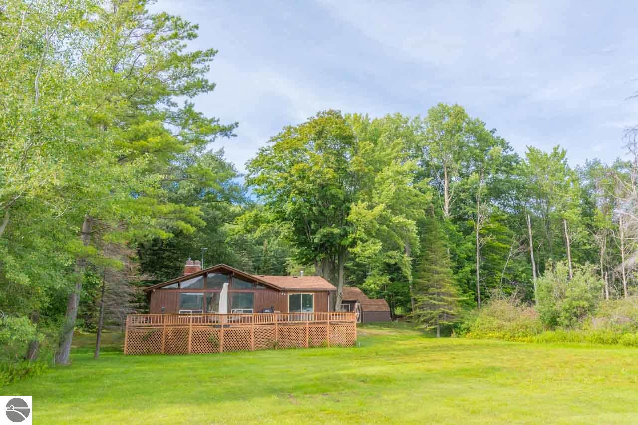 1104 E Traverse Lake Road, Cedar, MI 49621