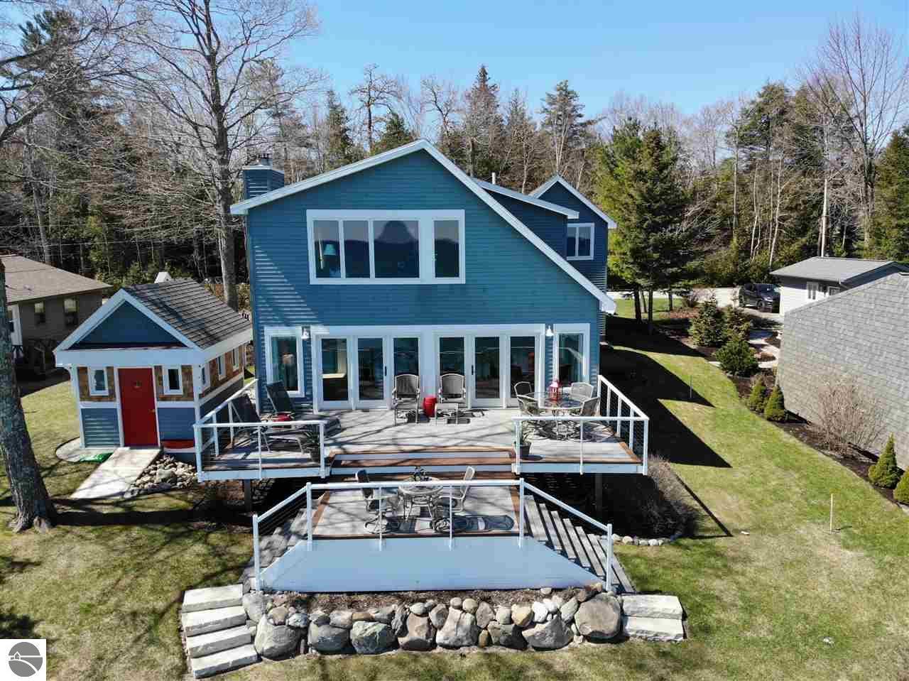14622 N Forest Beach Shores, Northport, MI 49670