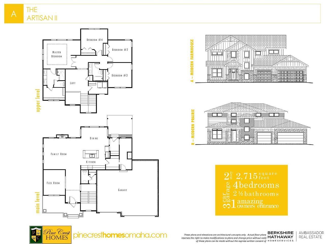Mark Ciochon – Pinecrest Homes Omaha Floor Plans