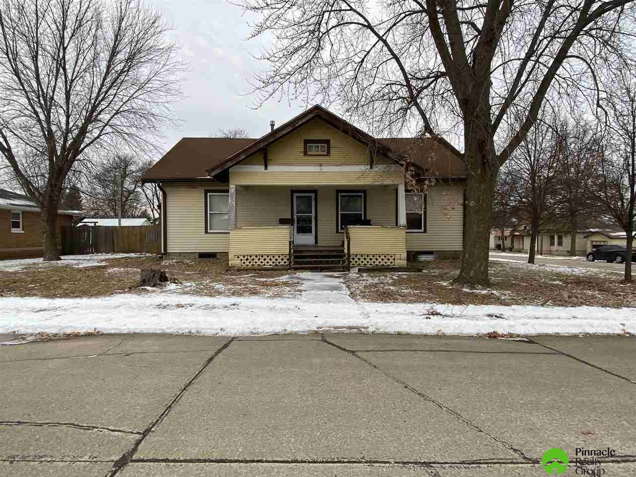 Property for sale at 409 Third Street, Deshler,  Nebraska 68340