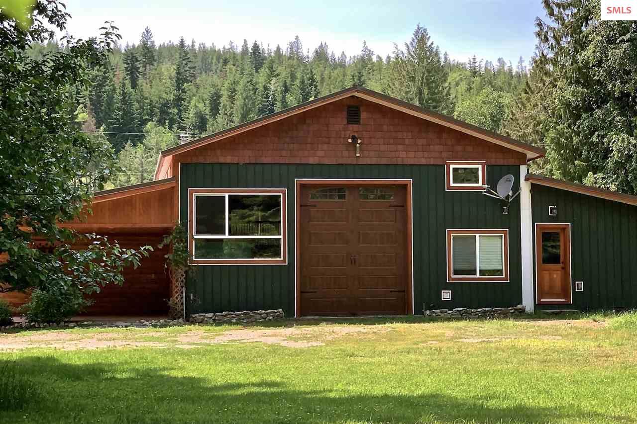 Waterfront Real Estate in Clark Fork Idaho - Century 21
