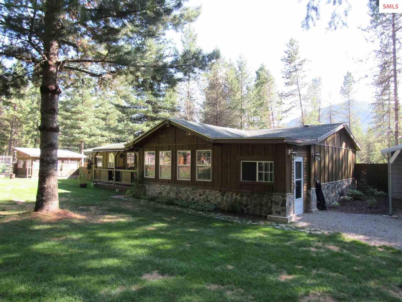 Bonner County Idaho Foreclosure Listings, Bank Owned Homes