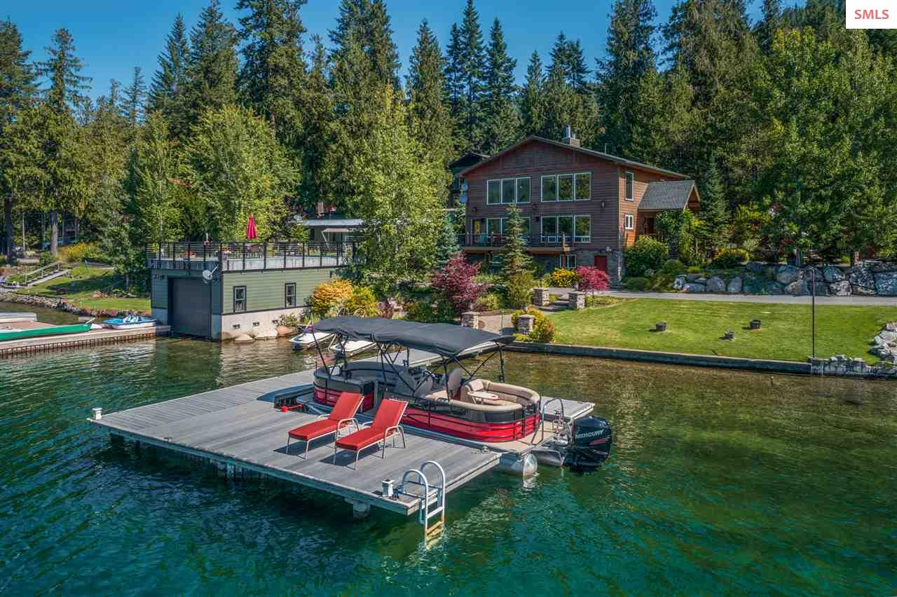 Sandpoint, Idaho Waterfront Properties for sale