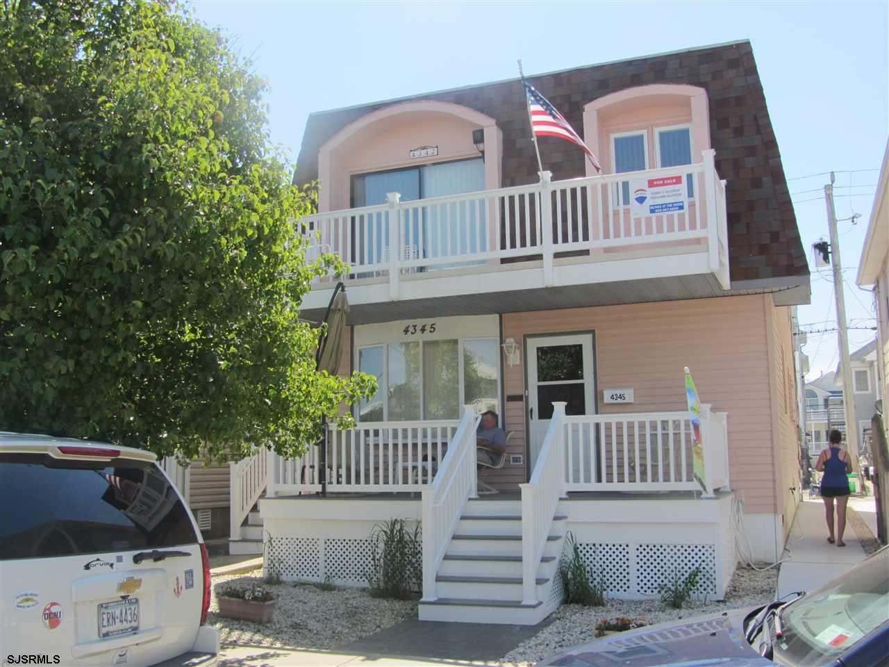 4347 West Ave, Ocean City, NJ, 08226