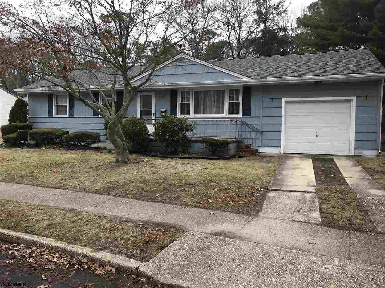 104 Woodcrest Ave, Absecon, NJ, 08201