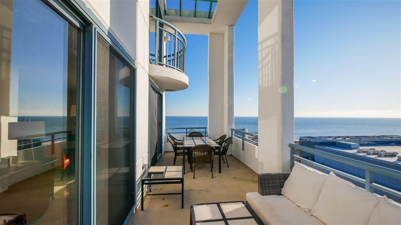 Rare two story Bella Penthouse located right next to the  Hard Rock and Ocean Resorts Casinos and on