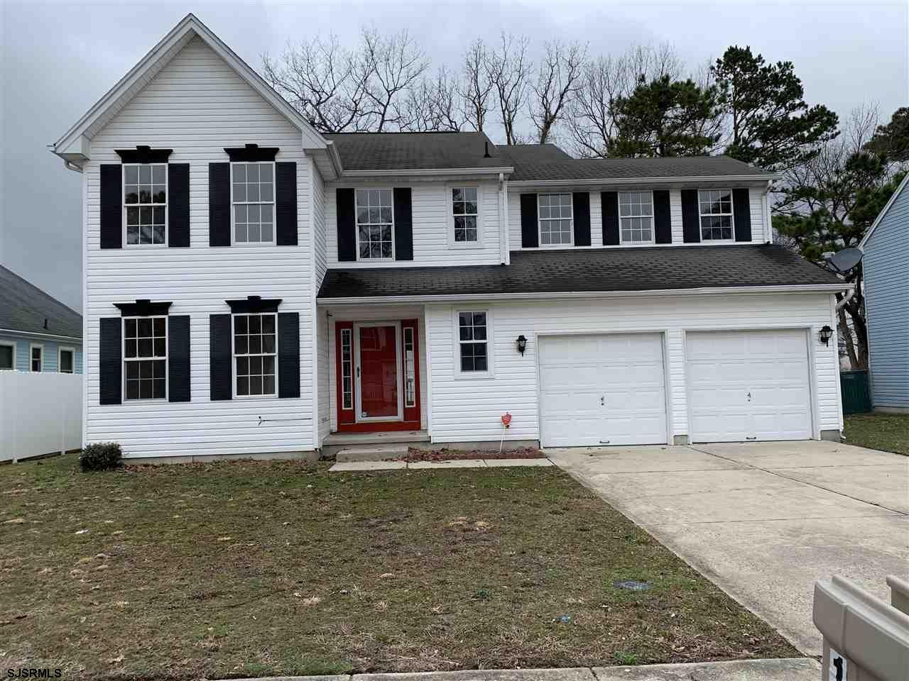 109 Theodore Ave, Egg Harbor Township, NJ, 08234