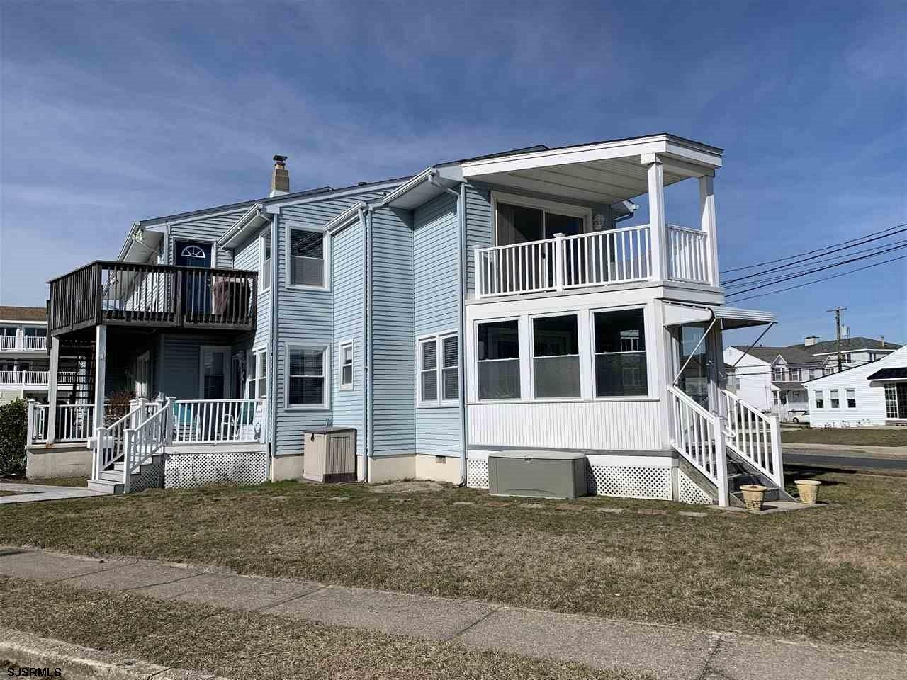IT IS ALWAYS ABOUT THE LOCATION. THIS 2 BEDROOM 1 1/2 BATH CONDO IS LOCATED JUST OFF THE BRIGANTINE