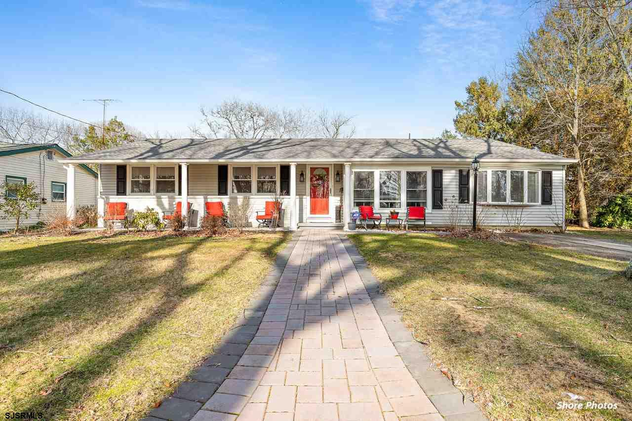 The Fairways section of Somers Point offers some of the best kept secrets around & this 4 bedroom 3