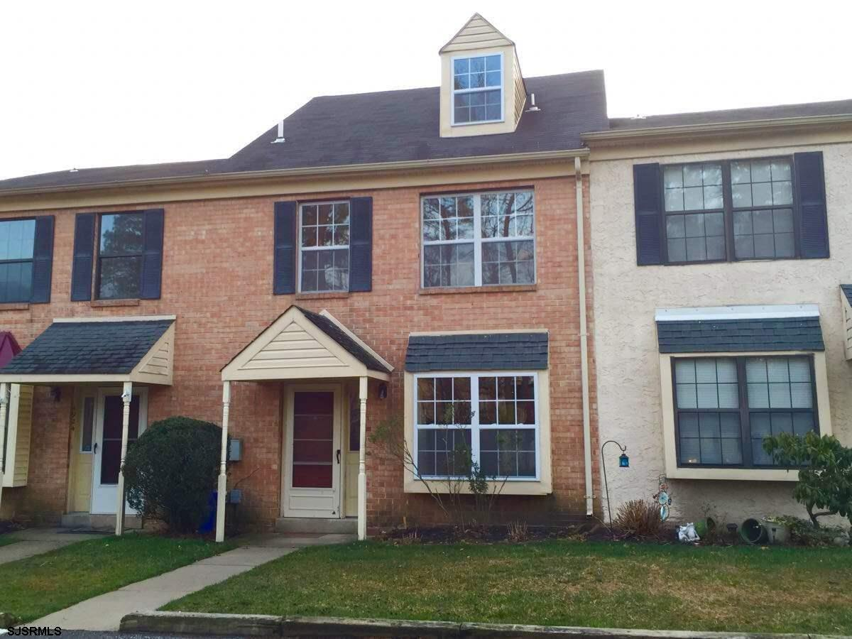 Spacious brick front townhome in Harding Run 2.  Newer gas furnace, AC condenser and water heater, n