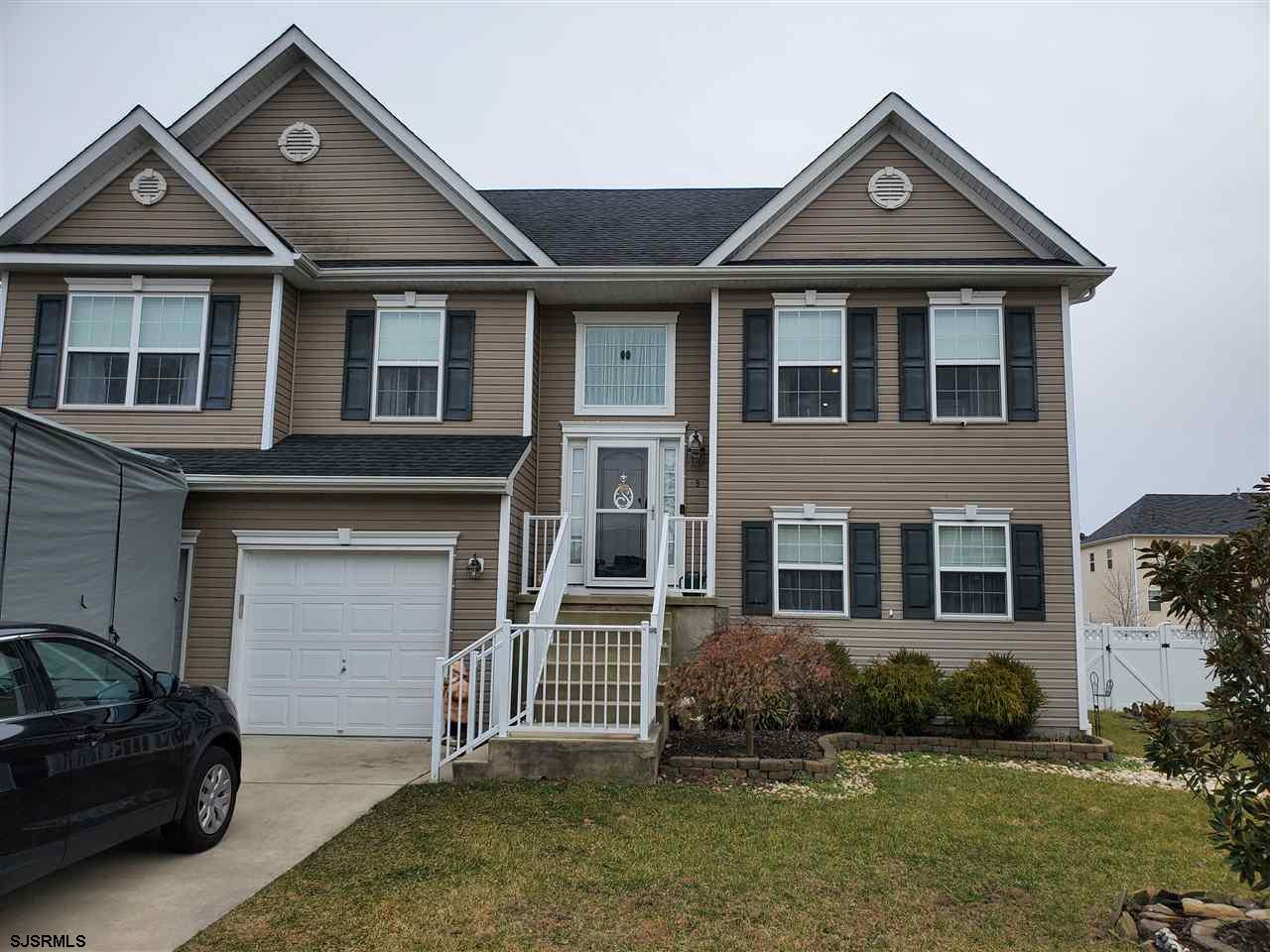 BEAUTIFULLY Maintained and Meticulously clean 4BR 3BTH home in the center of Mays Landing is Absolut