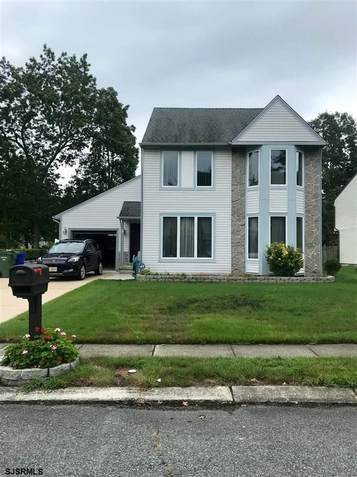 Large corner lot on a Cul -de-Sac. Turn key move in ready, and just wait until you see this fabulous