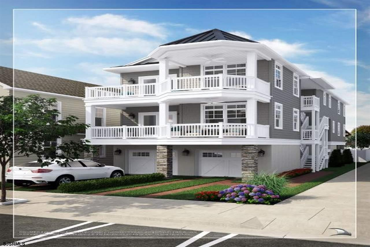 Luxury new construction located on the most desirable Street in Margate's desirable marina district