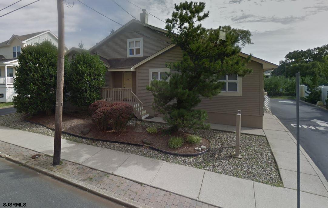 Excellent opportunity to own a large home at the Jersey Shore, former doctor's office with a lot of