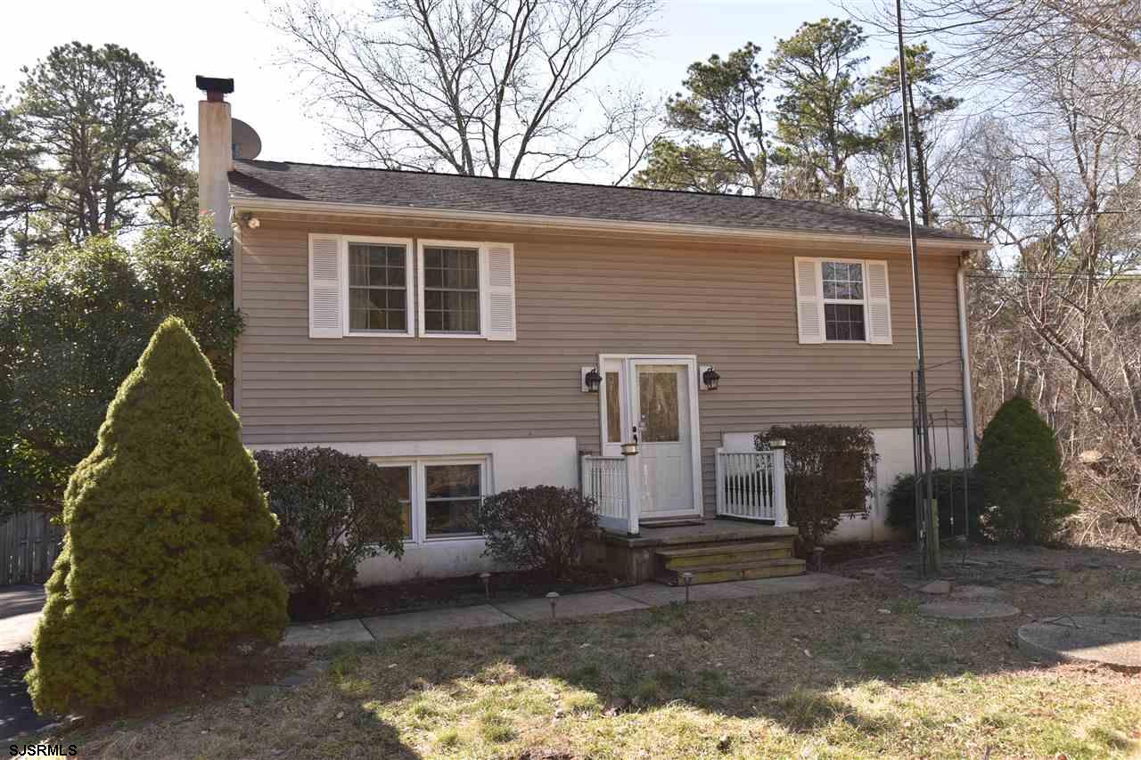 Lovely home in desirable Mullica Twp. only a block from the gorgeous Mullica River.  Features includ
