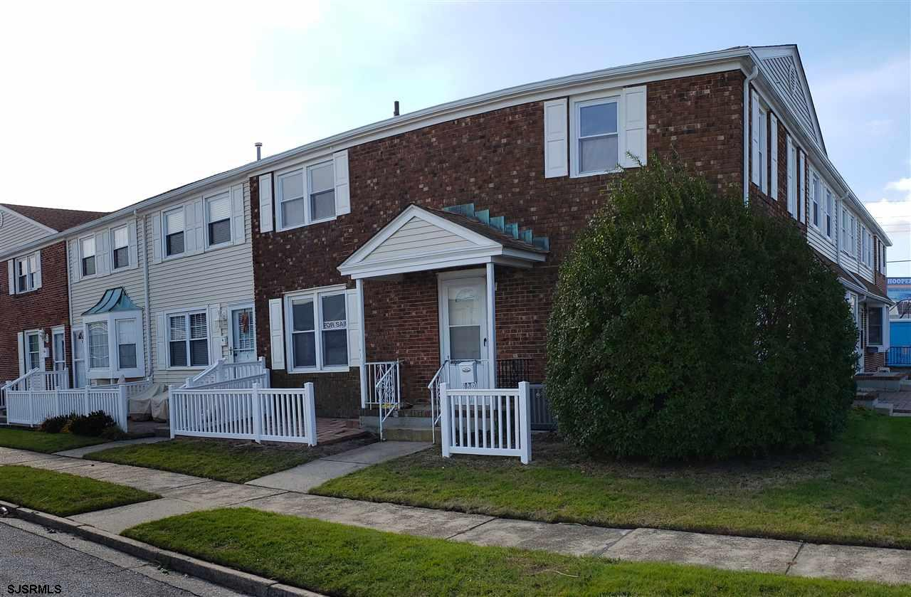 Beautifully remodeled 2 bedroom, 2 1/2 bath two story condo located one block from the beach and ste