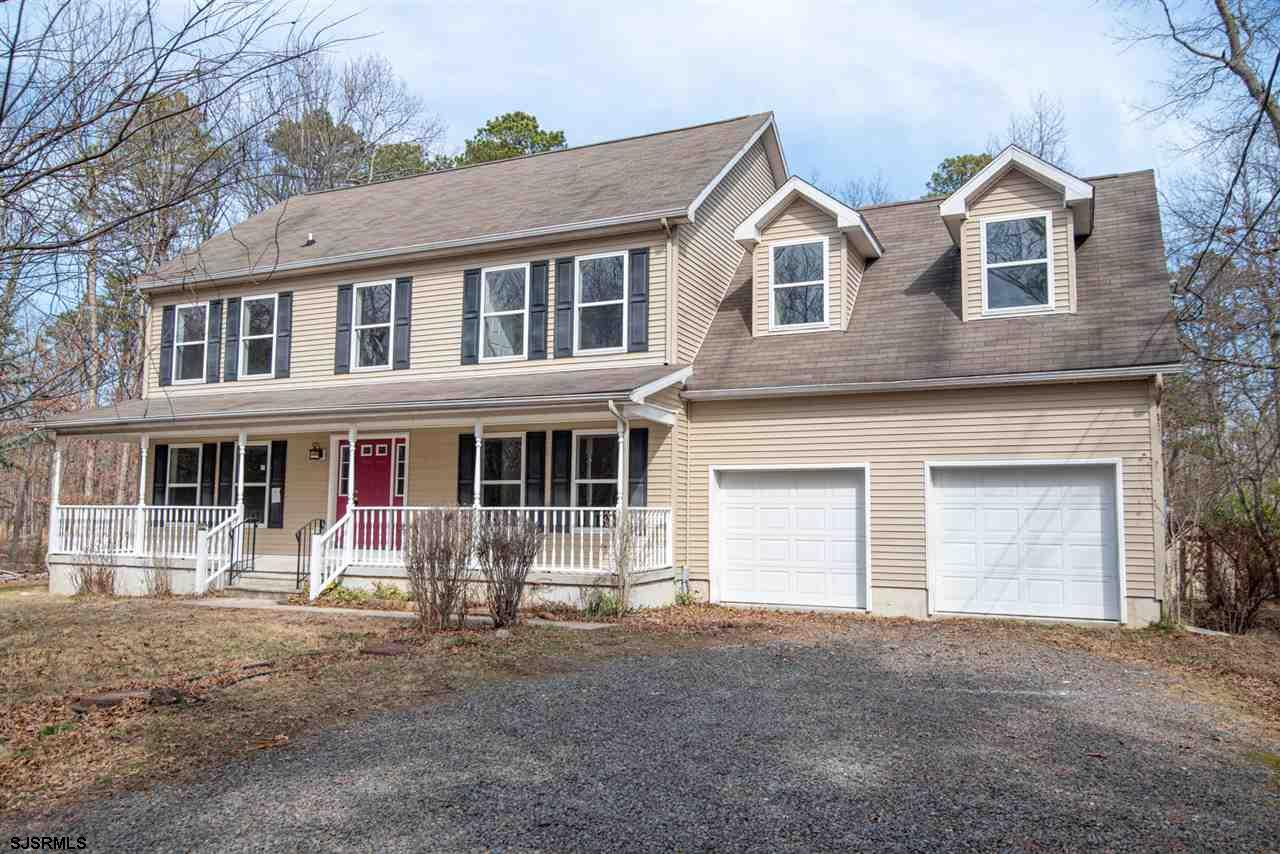 WOW! Look no further, this 2 story home has so much to offer. Situated on a dead end street this hom