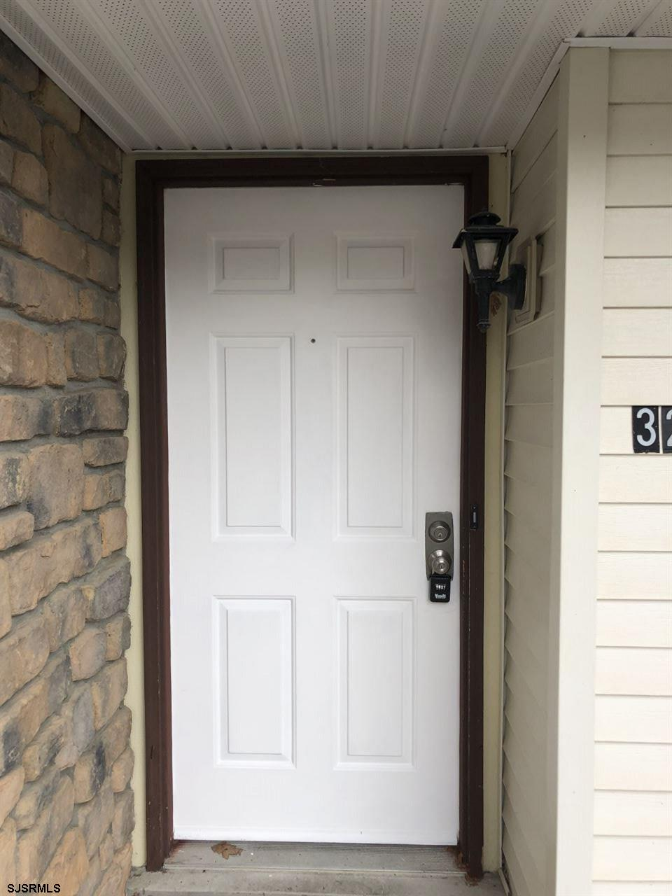 Nicely remodeled 2 Bedroom, 1 Bath Condo in the rear half of the community. This condo has new kitch
