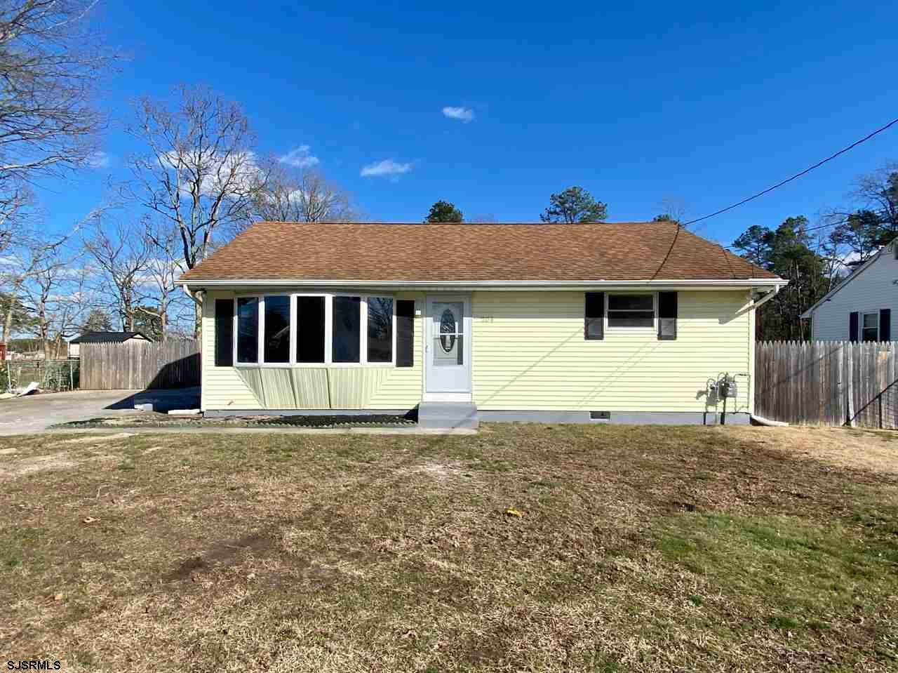 Rancher recently updated! Has 3 Bedroom and 2 Bath. Updated features include new flooring, fresh pai